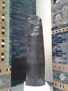 Visita del museo de Pergamo 07.03.2014